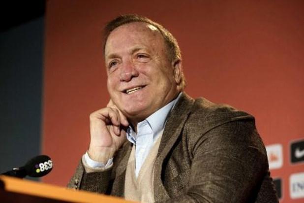 L'ancien sélectionneur des Diables Rouges Dick Advocaat nouvel entraîneur de Feyenoord