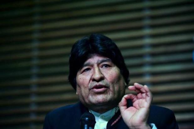 Bolivie: le gouvernement dit porter plainte devant la CPI contre l'ex-président Morales
