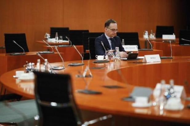 Duitsland veroordeelt Amerikaanse stopzetting aan WHO-bijdrage