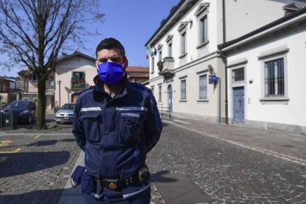 Italie: contrôles policiers renforcés à Pâques contre le virus