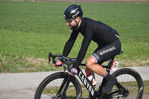 Bouhanni dans le collimateur de l'Union cycliste qui réclame des sanctions après son sprint dangereux