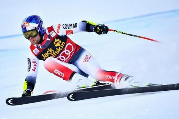 Alexis Pinturault remporte le combiné de Bormio