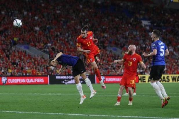 Qualifications Mondial 2022 - Le pays de Galles a calé face à l'Estonie