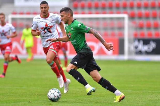 Jupiler Pro League: Kortrijk kan ook derde oefenduel niet winnen, Cercle triomfeert