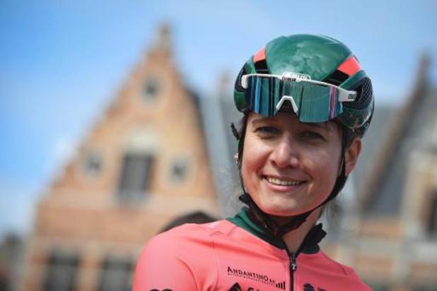Mitchelton-Scott suspend le contrat de Sofie De Vuyst après son contrôle positif