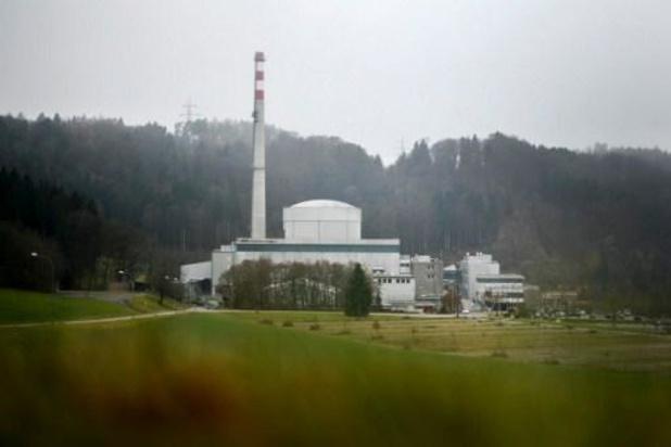 La Suisse dit adieu à l'une des ses quatre centrales nucléaires, une première