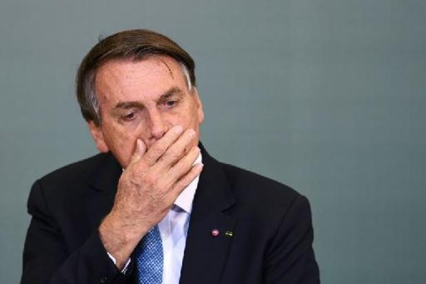"""Plainte pour """"crime contre l'humanité"""" contre Jair Bolsonaro devant la CPI"""