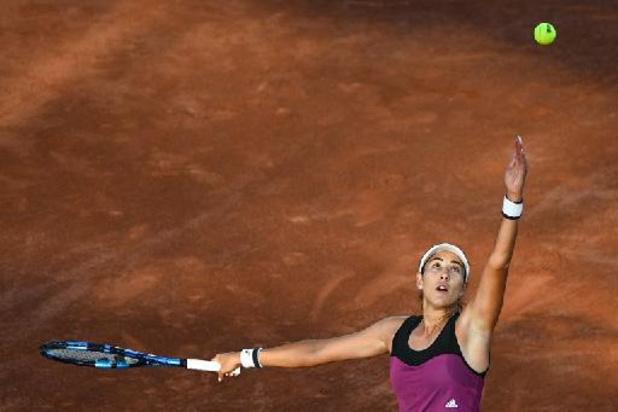Roland-Garros - Garbine Muguruza, ancienne lauréate, éliminée d'entrée