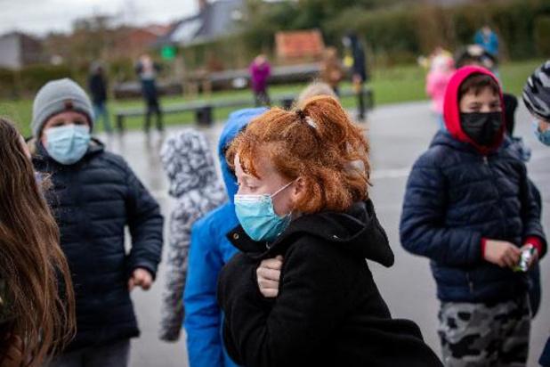 Les pédiatres demandent la suppression des mesures pour les enfants de moins de 12 ans
