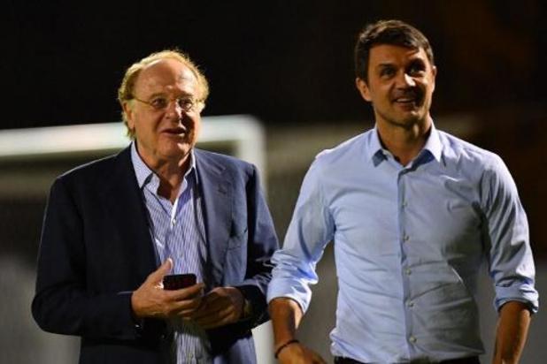 Coronavirus - Des joueurs de l'AC Milan récupèrent du coronavirus
