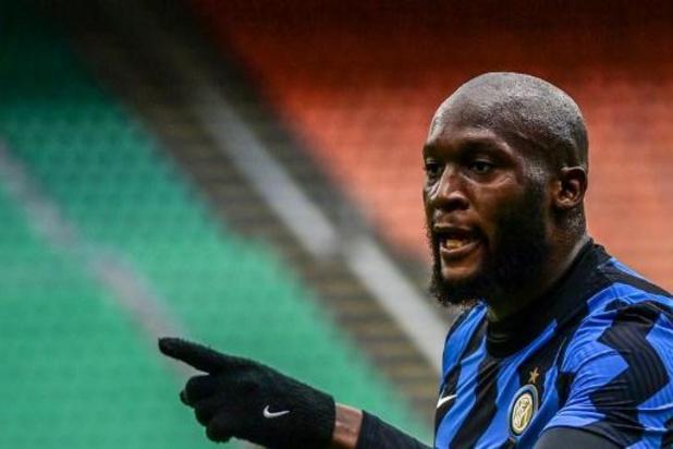 Inter en invaller Lukaku verliezen bij Sampdoria
