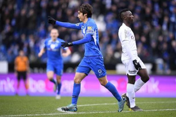 Genk sluit 2019 af met zege tegen Eupen, Waasland-Beveren vergroot kloof met Cercle