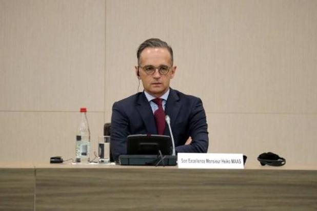 Berlijn roept Rusland op tot verduidelijking in Navalny-zaak