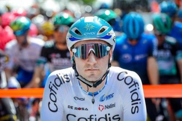 Euro de cyclisme - Elia Viviani ne défendra pas son titre européen