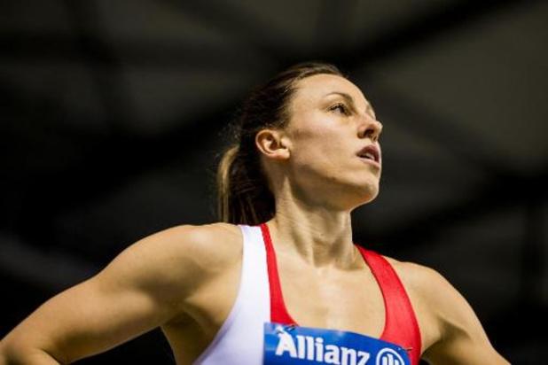 World Indoor Tour - Eline Berings wint in Dortmund, maar blijft nog boven EK-limiet