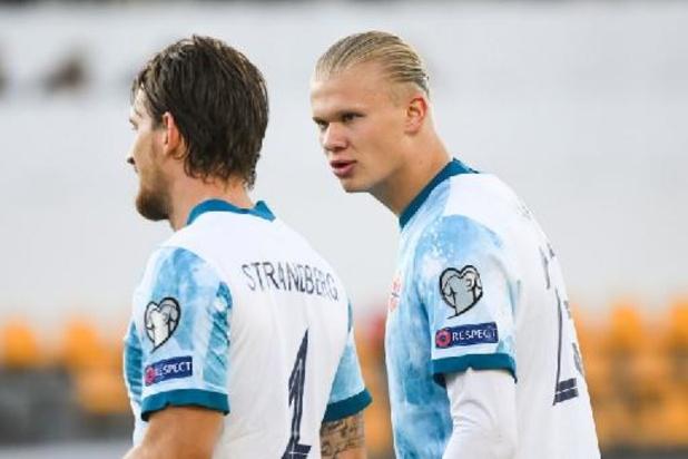 Qualifications Mondial 2022 - La Norvège de Haaland s'impose en Lettonie et prend la tête du Groupe G