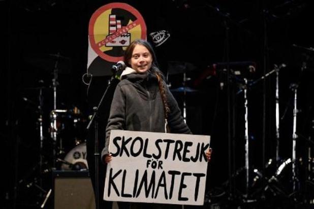 Klimaatconferentie Madrid - Duizenden deelnemers op klimaatbetoging