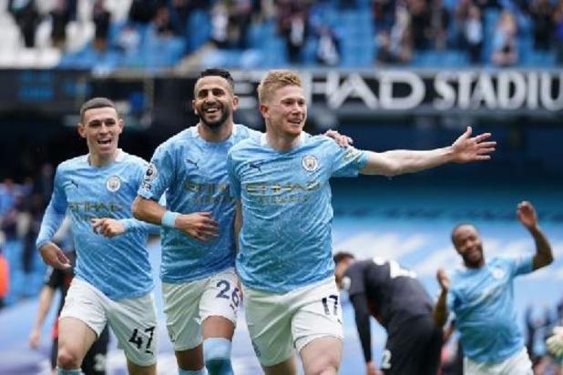 Champions League - Kevin De Bruyne kan geschiedenis schrijven met City