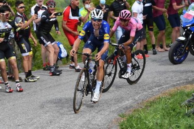"""Tour de Pologne - Joao Almeida enfin victorieux en World Tour : """"Tellement content"""""""