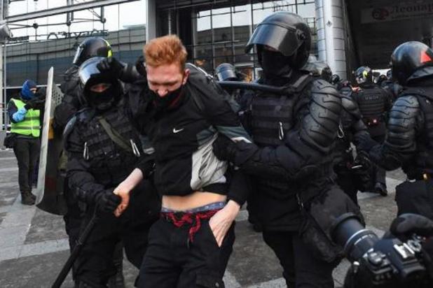 Ruim 4.000 arrestaties bij Navalny-betogingen in Rusland