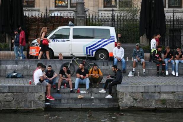 Les Belges veulent surtout un élargissement de la bulle sociale, selon une étude