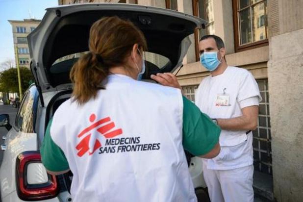 MSF appelle la Belgique à prendre position sur les monopoles pharmaceutiques
