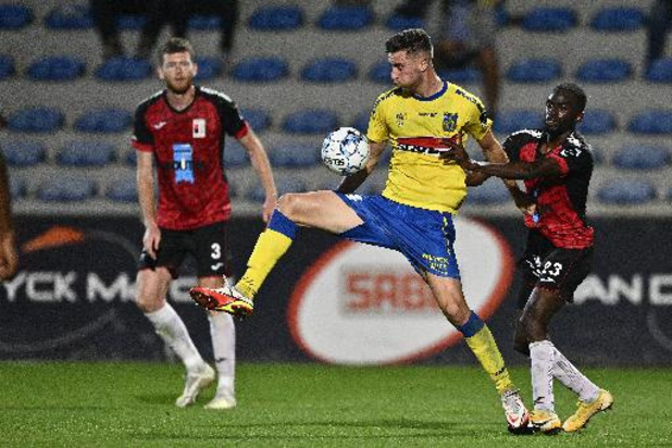 1B Pro League - Westerlo en RWDM komen niet tot scoren