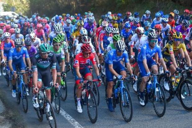 Tour d'Espagne - La Vuelta supprime l'utilisation des bouteilles en plastique