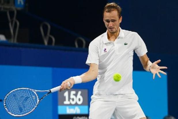 ATP Toronto - Daniil Medvedev s'offre un 3e titre cette année en battant Reilly Opelka en finale