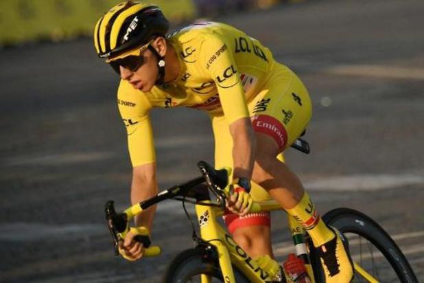 """Tadej Pogacar défendra son titre au Tour de France: """"Pas besoin de préparation mentale"""""""