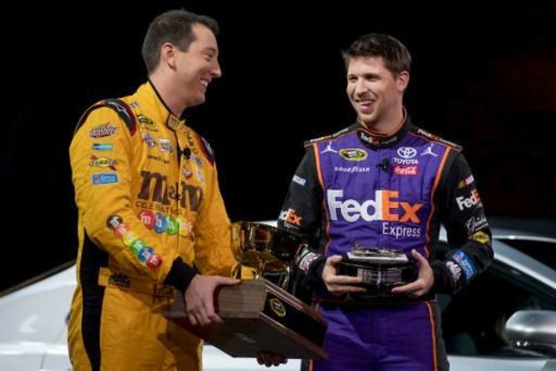 Le Daytona 500, remporté par Hamlin, s'achève par un terrible accident en fin de course
