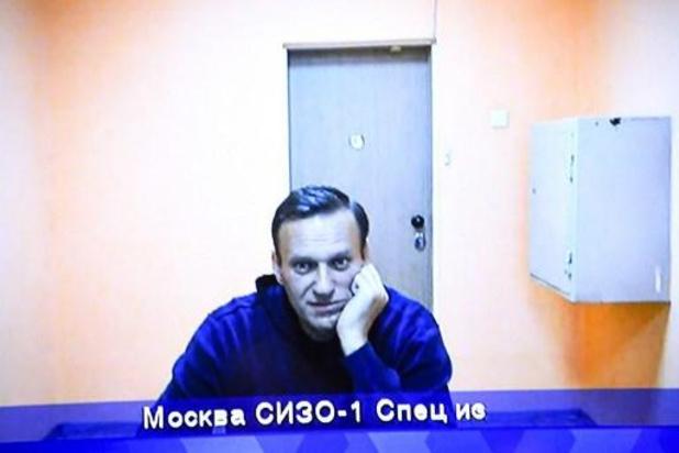 La justice russe maintient l'opposant Navalny en détention