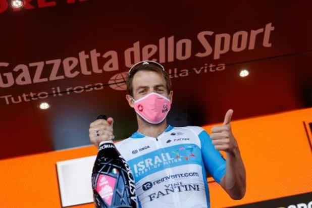 """Giro - Dowsett heeft nog geen team voor volgend jaar: """"Hoop dat dit me contract oplevert"""""""