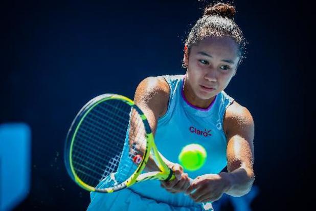US Open - La jeune Canadienne de 18 ans, Leylah Fernandez au 3e tour contre Naomi Osaka