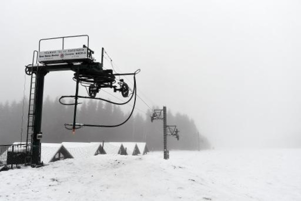 Code oranje in provincie Luik door sneeuw