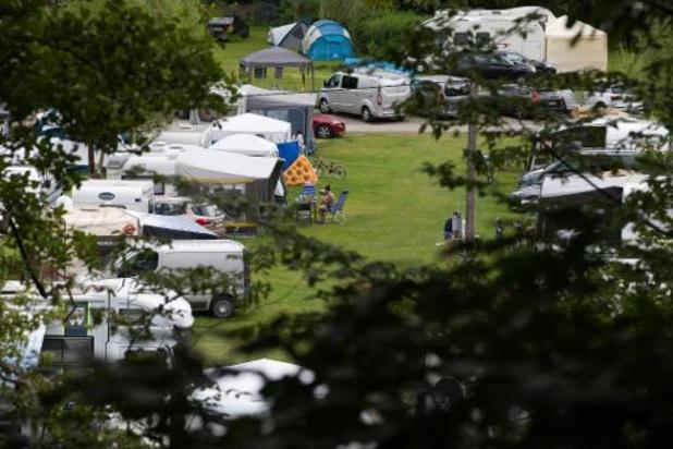 Les campings et parcs de vacances rouvriront à partir de lundi