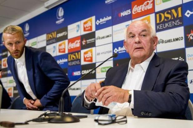 """Ivan De Witte steekt hand in eigen boezem: """"Bölöni was waarschijnlijk een miscast"""""""