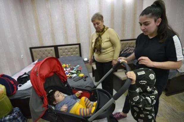 Conflict Nagorno-Karabach: Vlaanderen geeft 200.000 euro voedselhulp aan Armeense kinderen