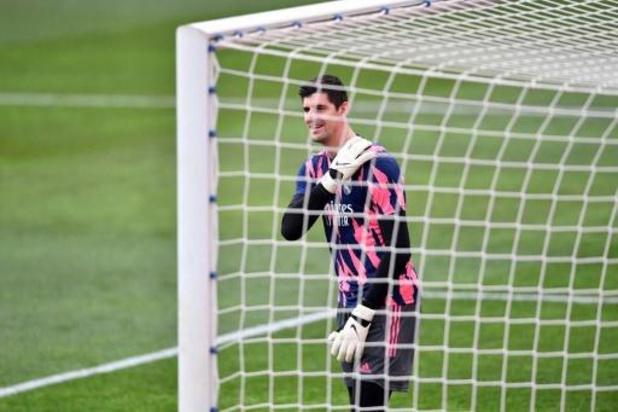 Belgen in het buitenland - Real Madrid boekt zonder Hazard late zege in Huesca
