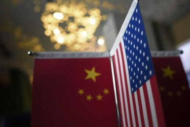 """""""Pas de divergence"""" avec Washington sur la recherche d'un accord, selon Pékin"""