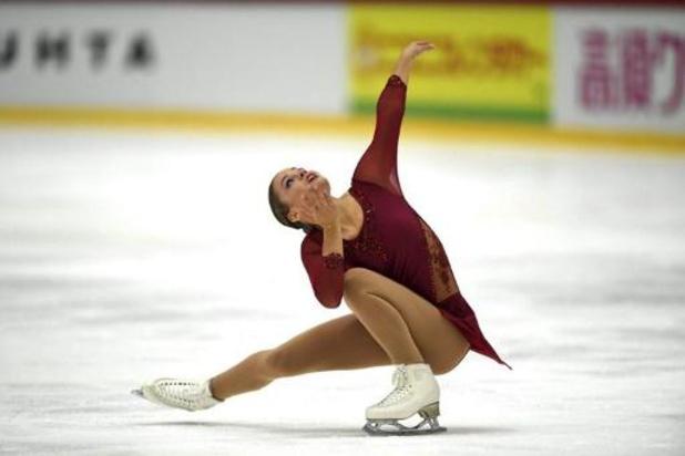 Loena Hendrickx verschijnt terug op het ijs in Nebelhorn Trophy