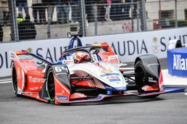 Formule E : Jérôme D'Ambrosio quitte Mahindra et est remplacé par le Britannique Alexander Sims