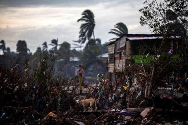 L'ouragan Iota se renforce en catégorie 5