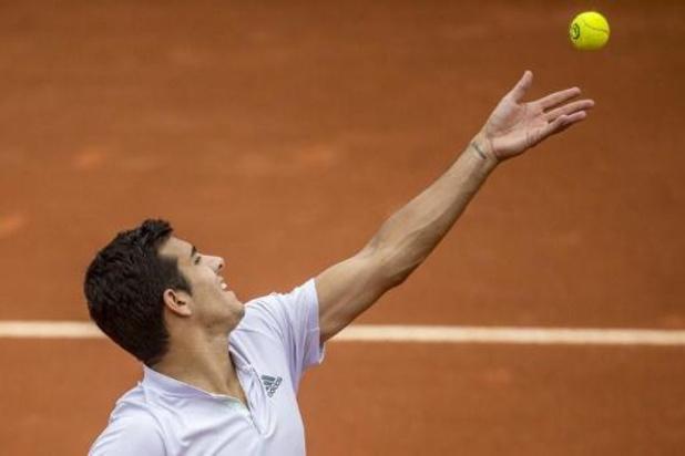 ATP Rio de Janeiro - Cristian Garin pakt de zege in Brazilië