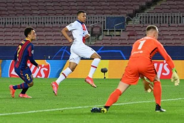 Ligue des Champions - Le PSG a cartonné au FC Barcelone (1-4) et Liverpool s'est ressaisi contre Leipzig