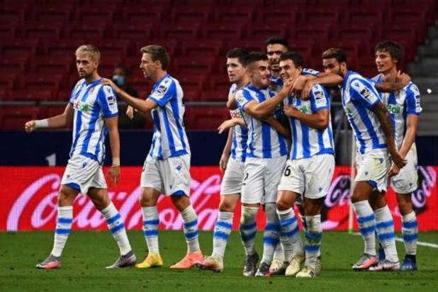 Les Belges à l'étranger - Adnan Januzaj envoie la Real Sociedad en Europa League