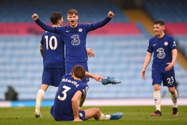 Premier League - Chelsea retarde le sacre de Manchester City et envoie un message avant la finale de la C1