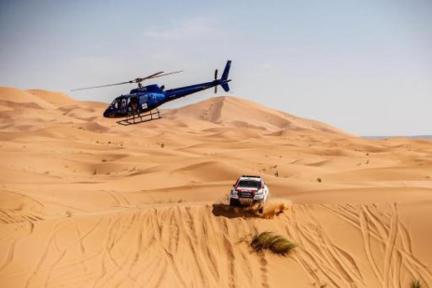 Sept Belges au départ de la première édition du Dakar en Arabie Saoudite