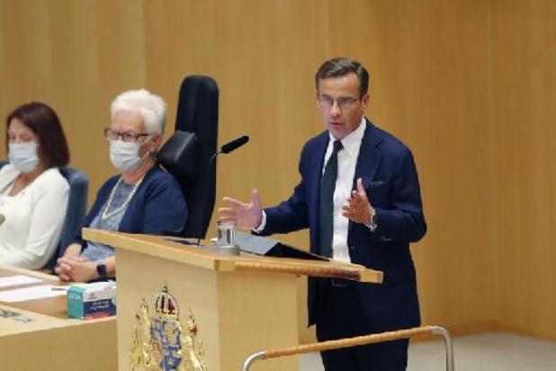 Crise politique en Suède: Stefan Löfven réinvesti Premier ministre au Parlement