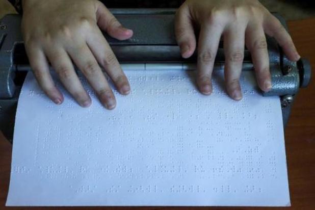La Ligue Braille rappelle l'importance de l'écriture unique pour les malvoyants